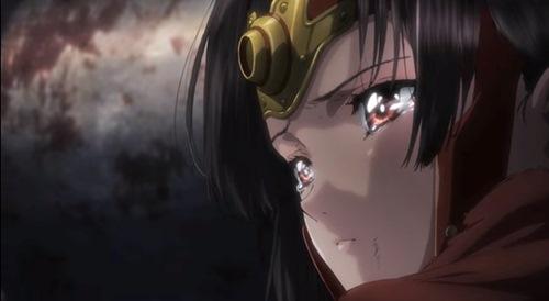 【甲鉄城のカバネリ】 第6話 感想 黒けぶりVS生駒 無名の寿命が・・・  【ネタバレ】